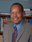 College of Arts and Sciences Dean George Langford
