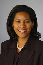 Photo of Associate Provost LaVonda Reed