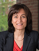 Photo: Engineering Dean Teresa Dahlberg